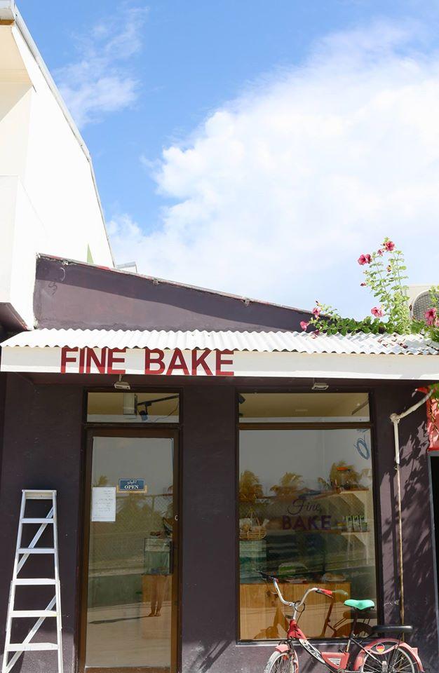 Fine bake by Suzy maafushi maldivas